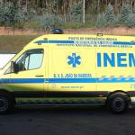Ambulância Socorro INEM (Instituto Nacional de Emergência Médica)